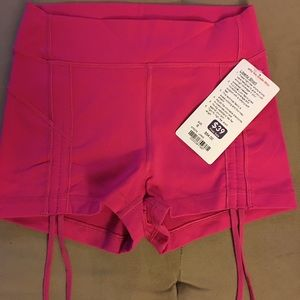 NWT Lululemon Liberty Short